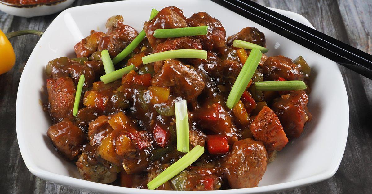 Soya Chinese Stir Fry image