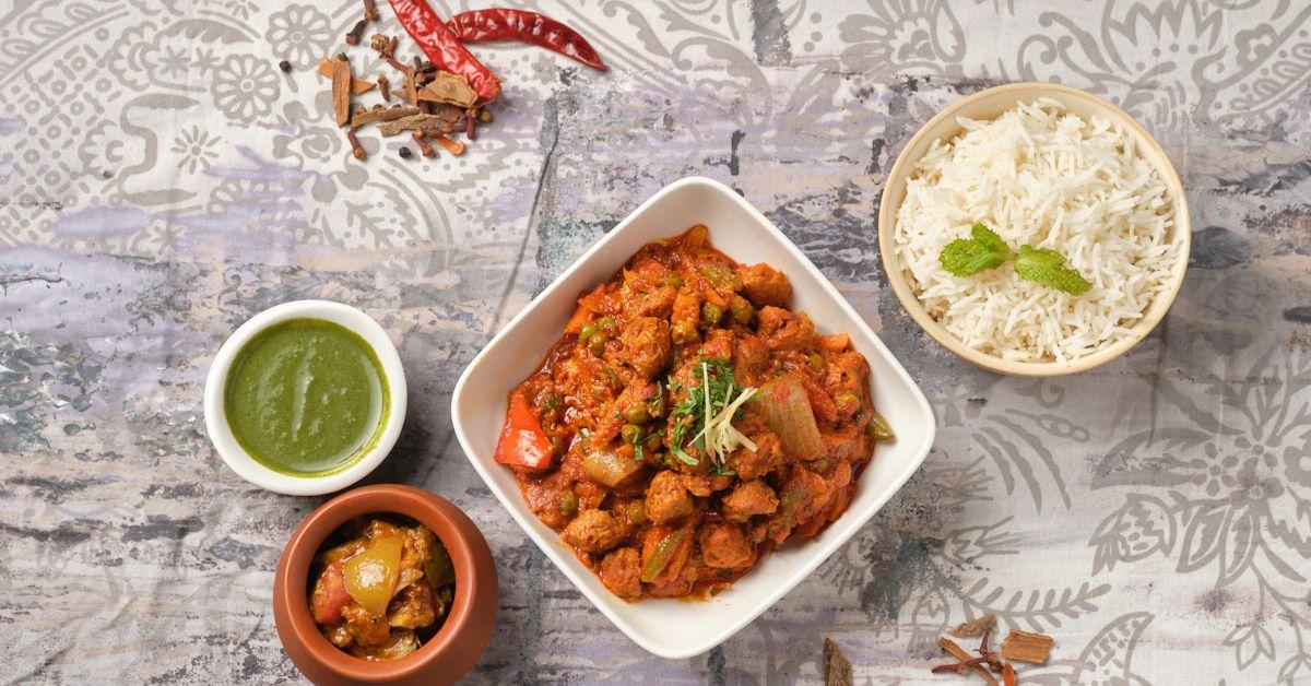 Soya Vegetable Kolhapuri image