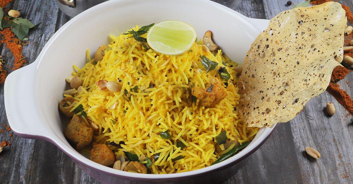 Soya Lemon Rice image