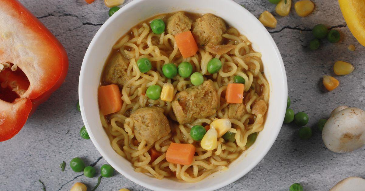 Soya Instant Noodles image