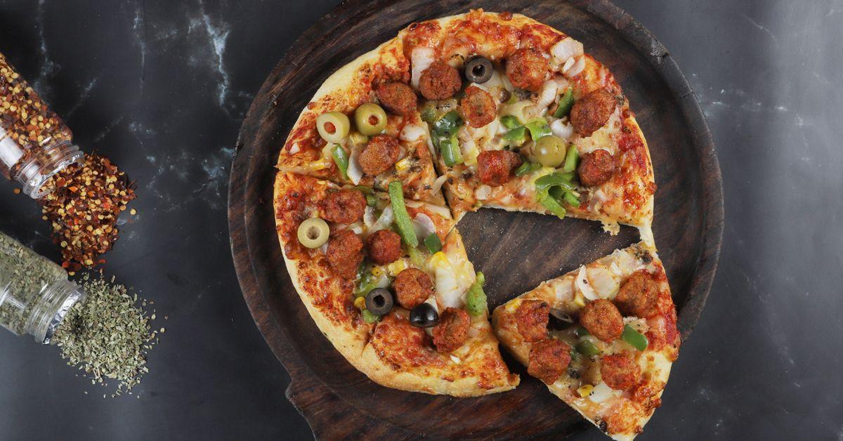 Soya Pizza image