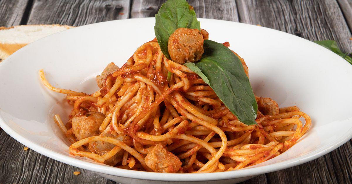 Soya Schezwan Noodles image