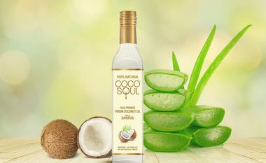 Magic of Ayurveda #4 Want Flawless skin? No problem -Virgin coconut oil & Aloe vera are the solution!