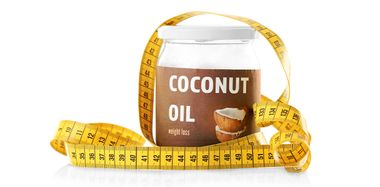 How can virgin coconut oil help you lose weight?