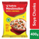 Saffola Meal Maker Soya Chunks 400g (Pack of 3)