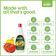Immunity Combo   Turmeric milk 400g + Free Veggie clean ,400ml