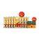 Saffola Gold 1lt Pack of 8+ Saffola Immuniveda Kadha Mix- 80g (20 Sachets x 4g )