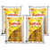 Saffola Oodles Yummy Masala 184g + Saffola Gold, Pro Healthy Lifestyle Edible Oil - 1 L Pouch (Pack of 4)