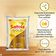 Saffola Gold, Pro Healthy Lifestyle Edible Oil - 1 L Pouch (Pack of 4)