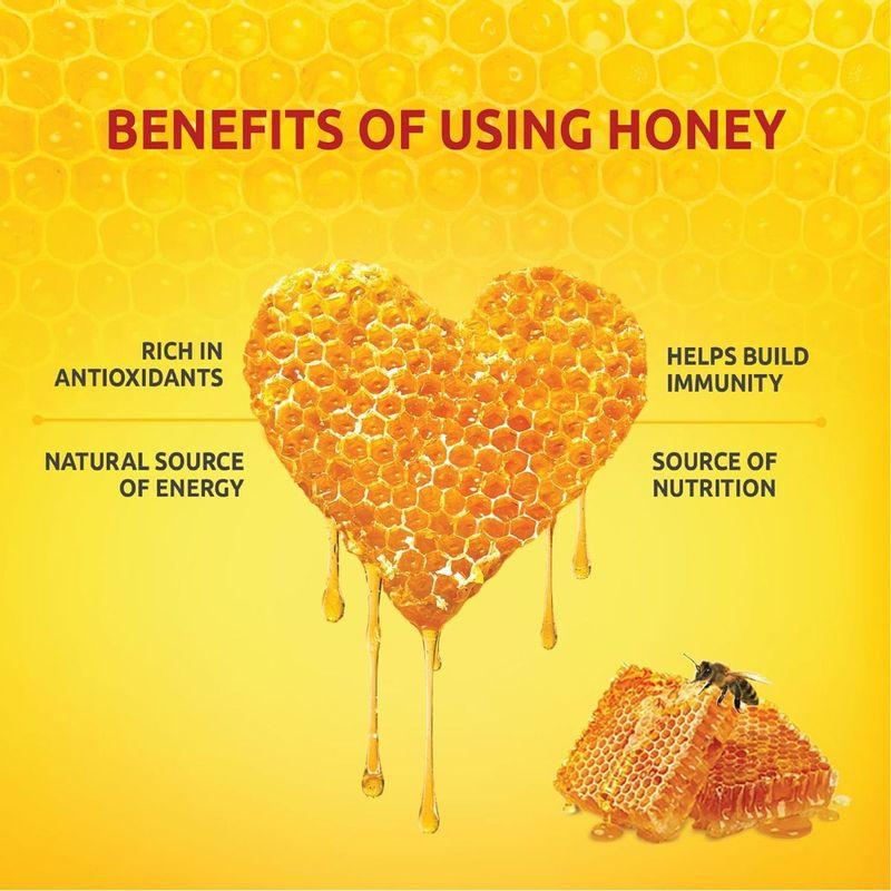 Saffola Pure Honey 250g + Saffola Arogyam ChyawanAmrut 1 kg