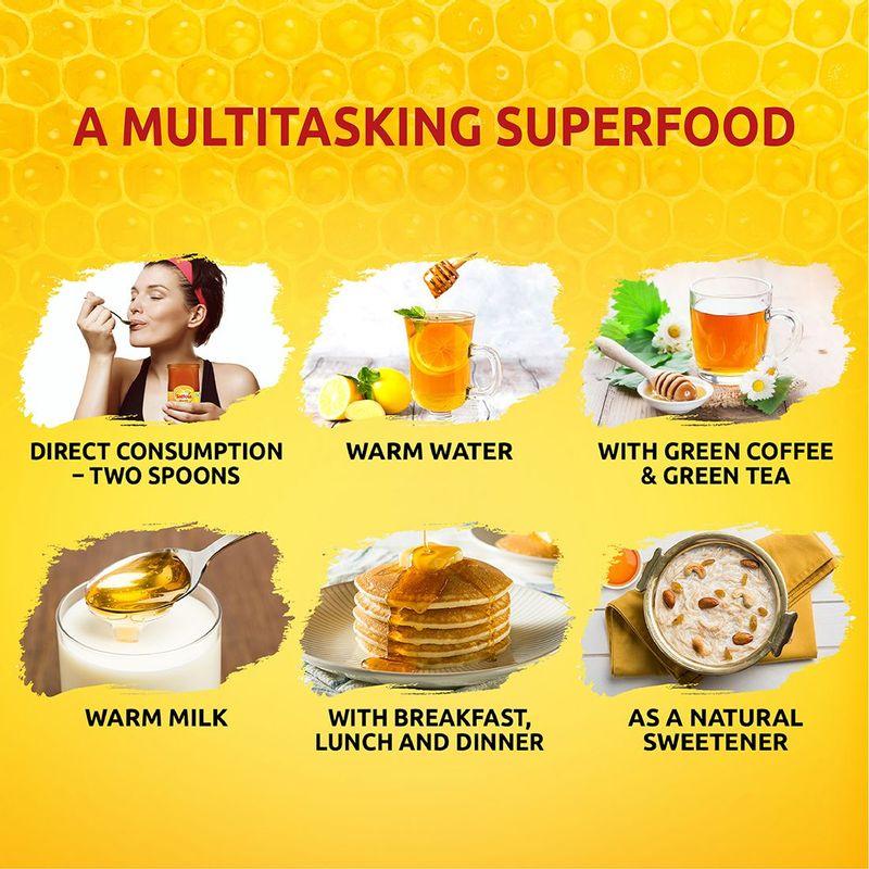 Saffola 100% Pure Honey 3kg