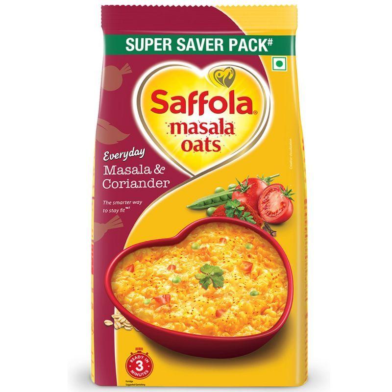Saffola Masala Oats Masala & Coriander - 500 gm
