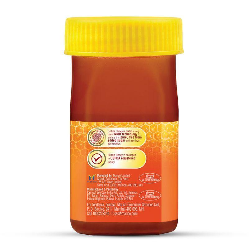 Saffola Immuniveda Golden Turmeric Milk Mix 400g + Saffola Honey 100% pure 250g