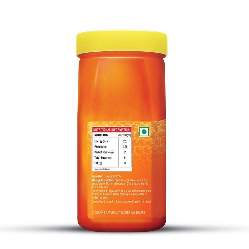 Saffola Honey 100% Pure, 500g