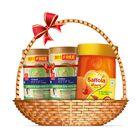 Fitness Kit | Saffola Fittify Hi Protein Slim Meal-Shake, Pista Almond, 420 gm (Buy 1 Get 1 Free) + Saffola Honey 1 Kg