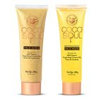 face scrub and face wash combo