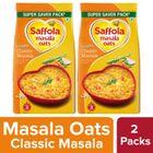 Saffola Masala Oats Classic Masala - 500 gm (Pack of 2)