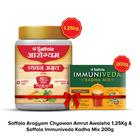 ChyawanAmrut 1.25kg + 200g Kadha