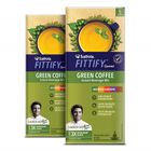 Green Coffee Instant Beverage Mix, Lemon Mint, 15 Sachets, 30 gm (Pack of 2)