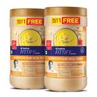 Hi Protein Slim Meal-Shake, Royal Kesar Pista, 420 gm (Buy 1 Get 1 Free)