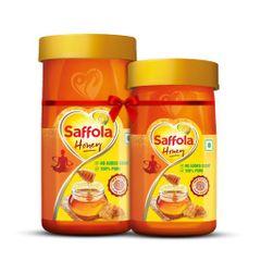 Saffola Honey 100% Pure, 2kg+500g