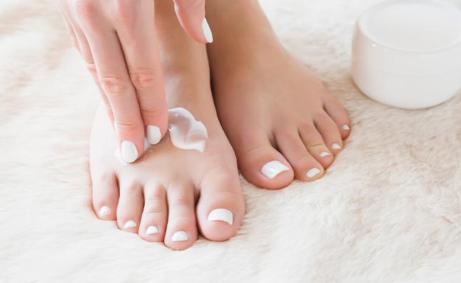 foot moisture cream
